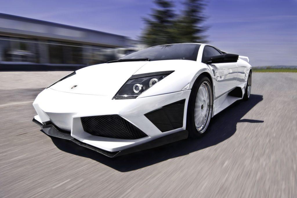 Ателье JB Car Design «разогрело» купе Lamborghini Murcielago