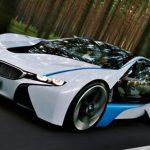 BMW Vision Efficient Dynamics