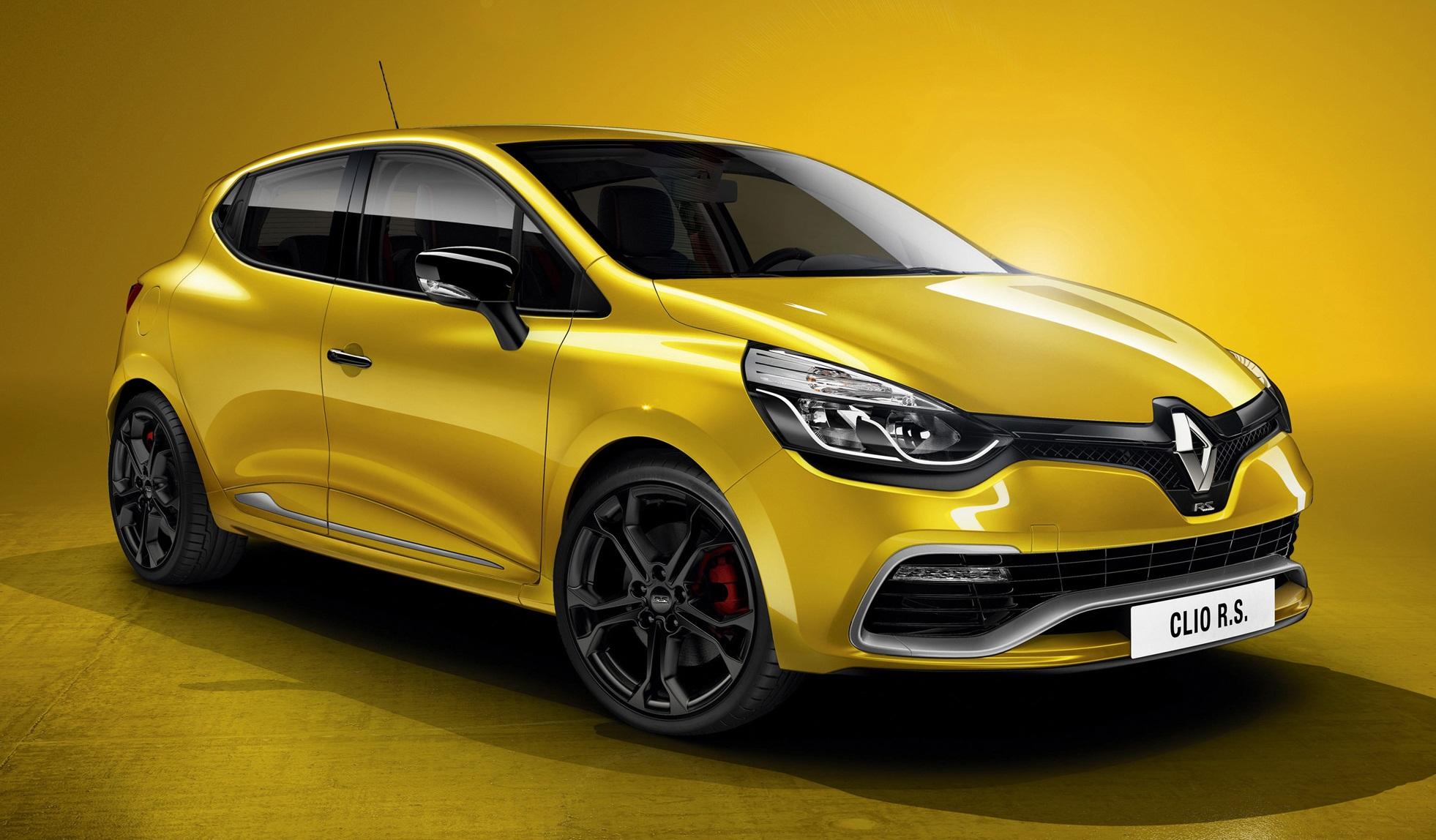 Президент Renault показал кусочек нового Clio
